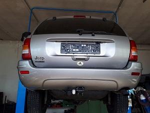 BRINK Anhängerkupplung für Jeep Grand Cherokee