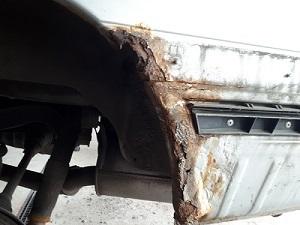 Rostarbeiten Opel