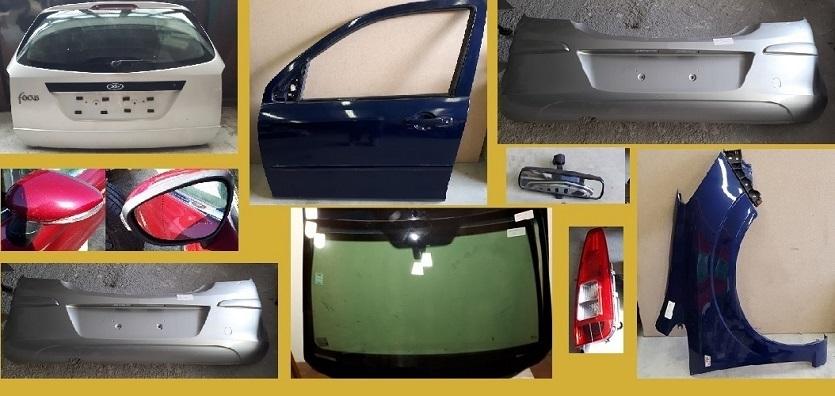 Ford, Mazda, Opel, Ersatzteile